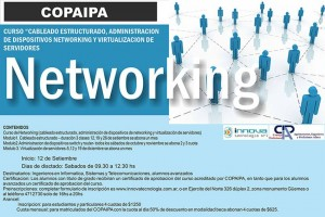 nueva placadifusionnetworking