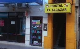 hostal alcazar