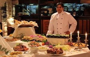 restaurante hotel san lorenzo
