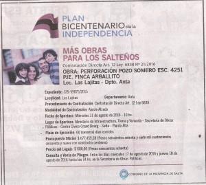 Plan Bicentenario 1