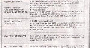 Obra: Sistema de desagües pluviales, red peatonal, contenedores domiciliarios y arbolado para el Barrio La Lonja San Lorenzo Salta